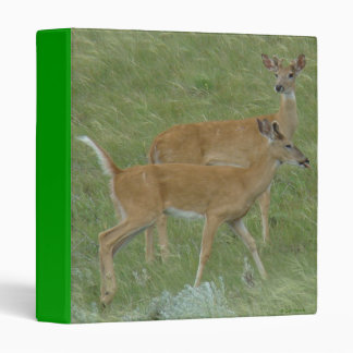 D0006 White-tailed Deer Binder