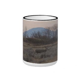 D0012 Mule Deer Sweet Grass Hills mug