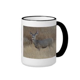 D0014 Mule Deer Doe mug