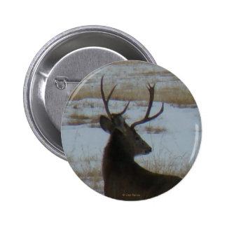D0015 Mule Deer Buck button