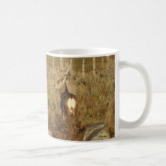 D0030 Mule Deer Bucks Coffee Mug