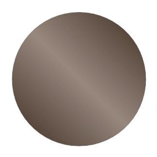 D1 Bi-Linear Gradient - Dark Brown and Light Brown Set Of Poker Chips