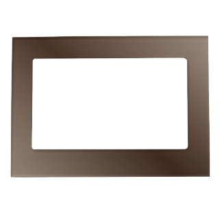 D1 Bi-Linear Gradient - Light Brown and Dark Brown Magnetic Picture Frame