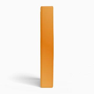 D1 Bi-Linear Gradient-Light Orange and Dark Orange Binder