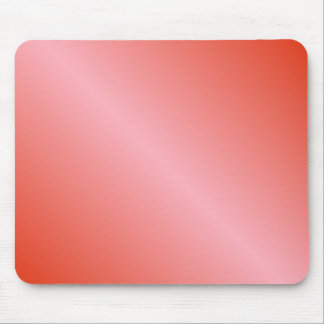 D1 Bi-Linear Gradient - Red and Pink Mouse Pad