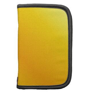 D1 Bi-Linear Gradient - Yellow to Orange Planners