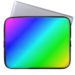 D1 Linear Gradient - Rainbow Computer Sleeve