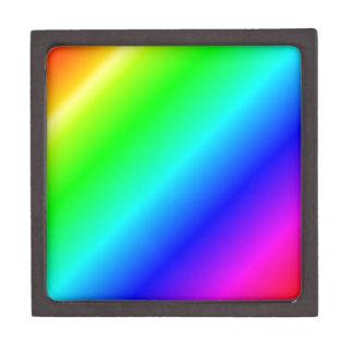 D1 Linear Gradient - Rainbow Jewelry Box