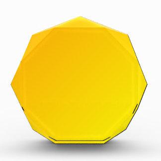 D1 pendiente linear - naranja a amarillear