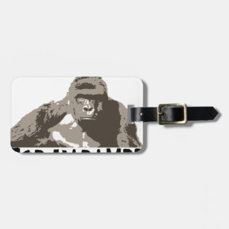 D1cks for Out Harambe Luggage Tag