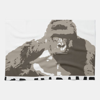 D1cks for Out Harambe Towel