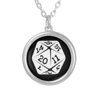 d20 geek swag jewelry