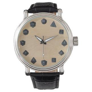 D20 Set Wristwatch