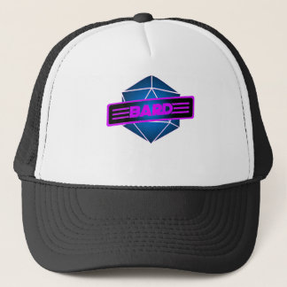 D20 Star Bard Trucker Hat