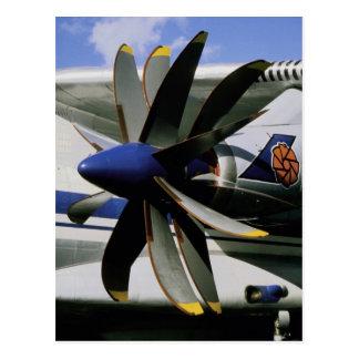 D27 propfan, experimental, Rusia Postal