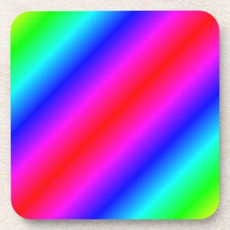 D2 Bi-Linear Gradient - Rainbow Coaster