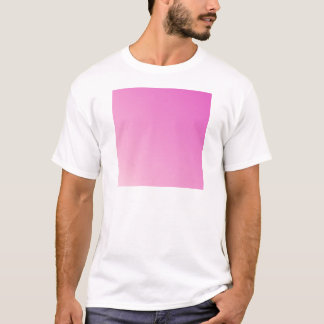 D2 Linear Gradient - Dark Pink to Light Pink T-Shirt