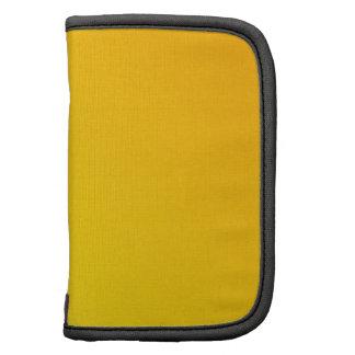 D2 Linear Gradient - Orange to Yellow Folio Planner
