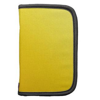 D2 Linear Gradient - Yellow to Orange Folio Planners