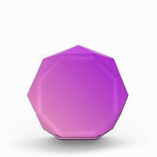 D2 pendiente linear - violeta al rosa