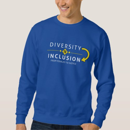 D2I, Inc. Sweatshirt