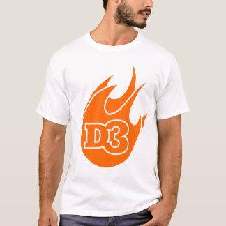 D3 Flame Shirt
