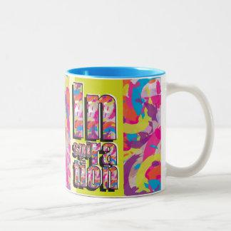 :d3 Inspiration artwork mug