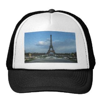 D3ia de la torre Eiffel Gorros
