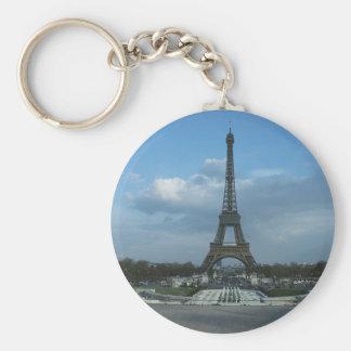 D3ia de la torre Eiffel Llaveros