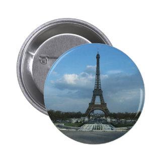 D3ia de la torre Eiffel Pins