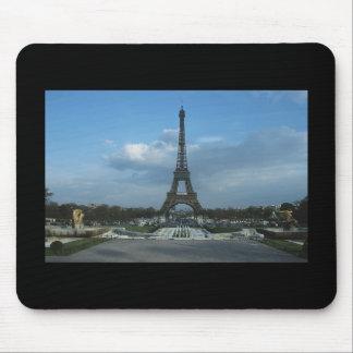D3ia de la torre Eiffel Alfombrilla De Raton
