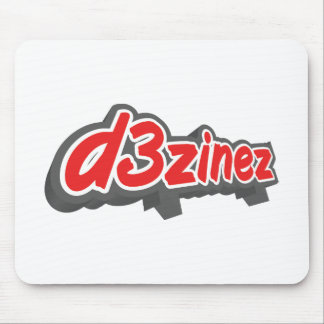 d3zinez In-House mm Mouse Pad