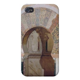 d4: Mezquita: Entrada al mihrab, c.786 iPhone 4/4S Funda