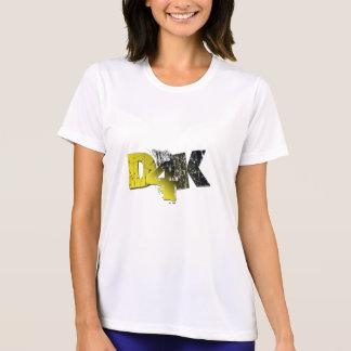 D4K Ladies Dri-Fit Tshirts