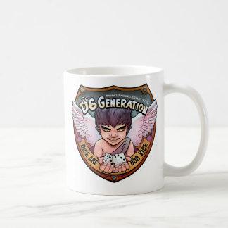 D6G Not too Horrible Beverage Classic White Coffee Mug