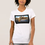 D8T Dozer design on front - Customized T Shirt
