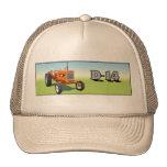 D-14 MESH HATS