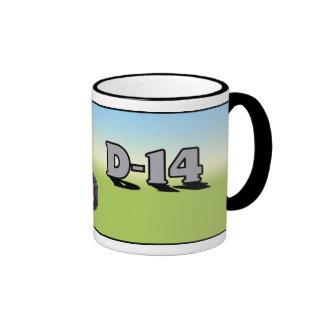 D-14 COFFEE MUG