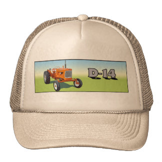 D-14 TRUCKER HAT
