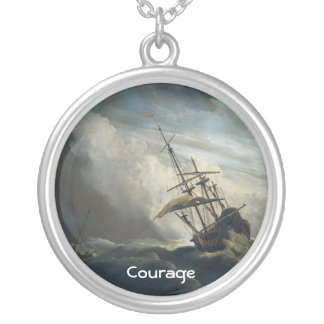 d-5 divinci strom courage necklace