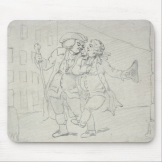 D. 755 'Picturesque Beauties of Boswell' Mouse Pad