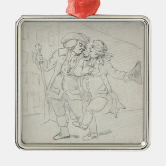 D 755 Picturesque Beauties of Boswell Christmas Tree Ornament