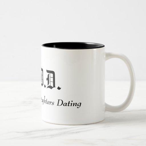 D.A.D.D. COFFEE MUGS
