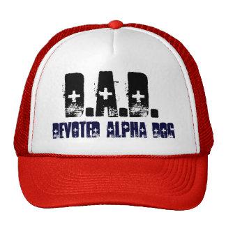 D.A.D. Devoted Alpha Dog Mesh Hat