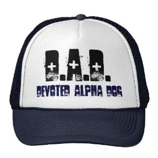 D.A.D. Devoted Alpha Dog Trucker Hat