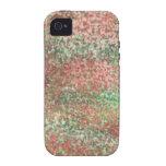D abstracta iPhone 4/4S carcasas