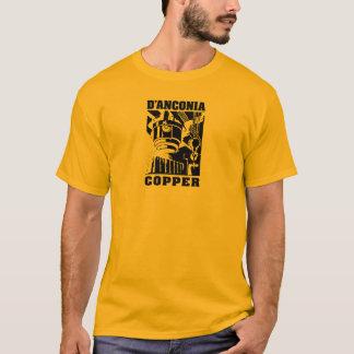 d'Anconia Copper / Black Logo T-Shirt