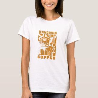 d'Anconia Copper / Copper Logo T-Shirt