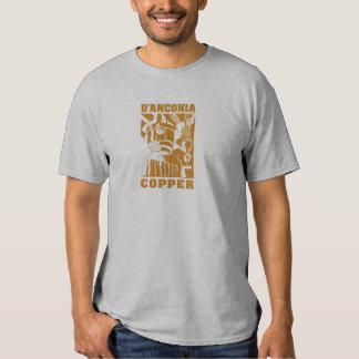 d'Anconia Copper / Copper Logo Tee Shirt