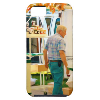 D And G Craft From My Fathers Kitchen iPhone SE/5/5s Case